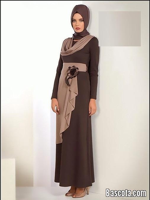 فساتين تركية للمحجبات اجمل ملابس تركية محجبات 2019 Turkish dresses