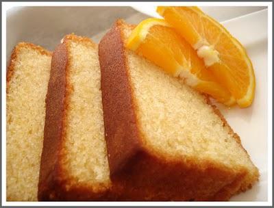 صور طريقة عمل انجلش كيك البرتقال