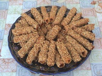 صوره انواع حلويات المغربية بالصور