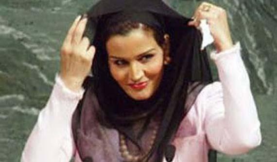 صوره تعرف علي الشيخة موزة زوجة امير قطر