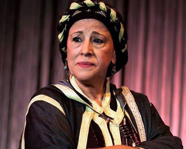 صور وفاة فنانة مغربية زينب السمايكي