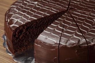 صوره طريقة عمل كيكة شوكولاته