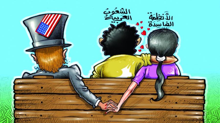 صوره كاريكاتير خيانة مضحكه