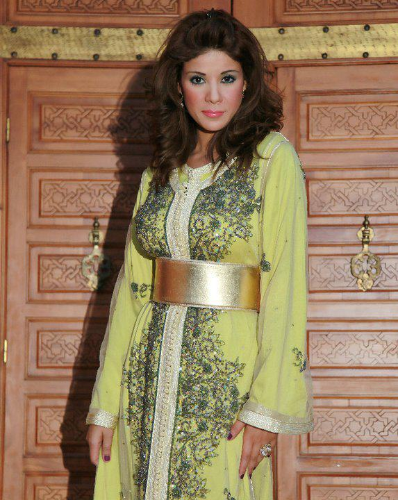 صوره اللباس التقليدي المغربي