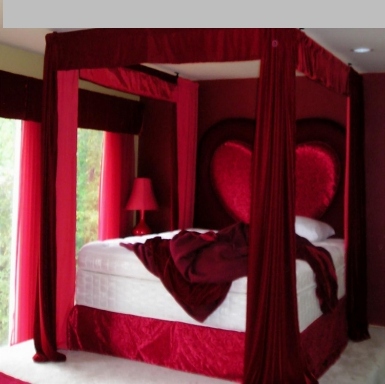 بالصور غرف نوم حمراء ديكورات غرف نوم للعرسان 1389c4be502a00f3b2bb8642080968c8