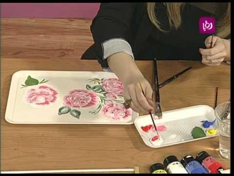 بالصور خبيرة الاشغال اليدوية فاي سابا تصنع واقي الطاولة 198a3df5059bc34b4fe458e8c79012be