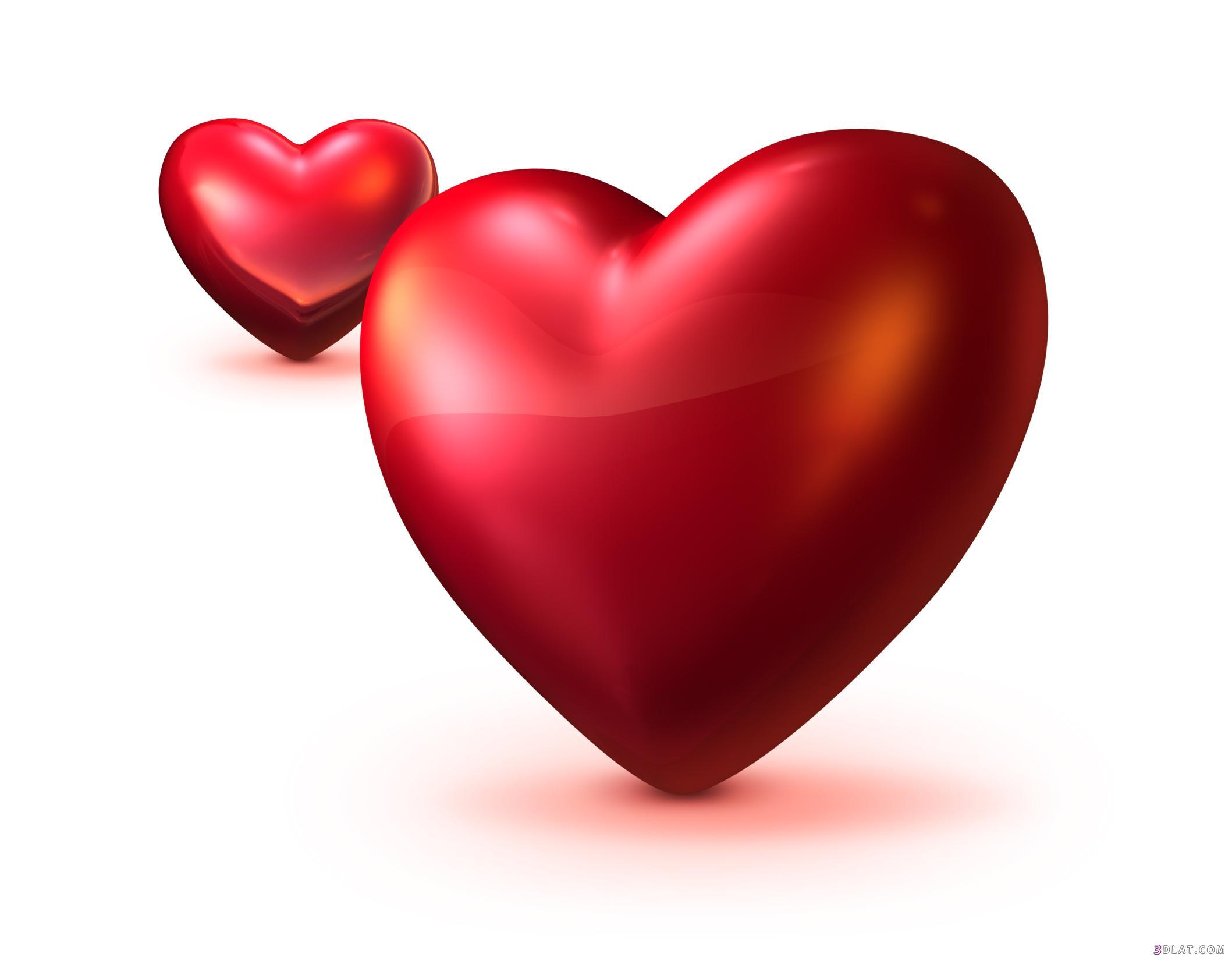 صوره صور قلوب حمراء كبيرة