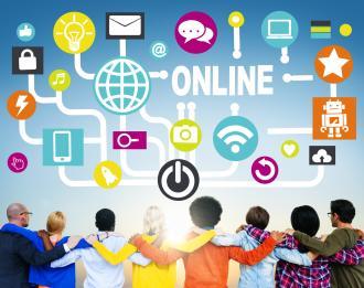صورة بحث عن فوائد الانترنت , اهمية شبكة التواصل الاجتماعي في المجتمع