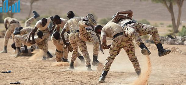 صوره الجنود ورؤيتهم في المنام