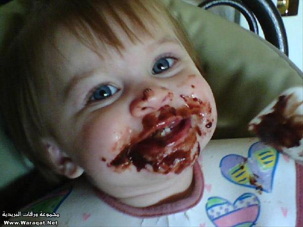 صور صور اطفال صغار مضحكة