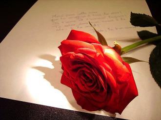 صوره رسائل عيد الحب للمخطوبين