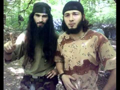 صوره المجاهدين العرب في الشيشان