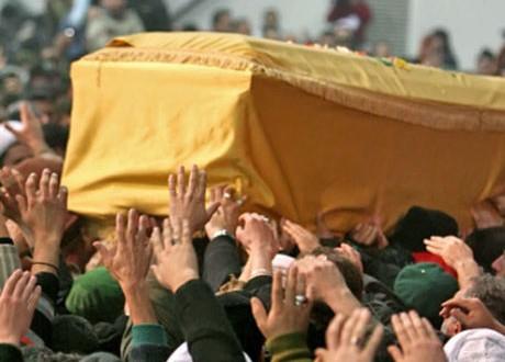 صوره معنى الجنازة في المنام