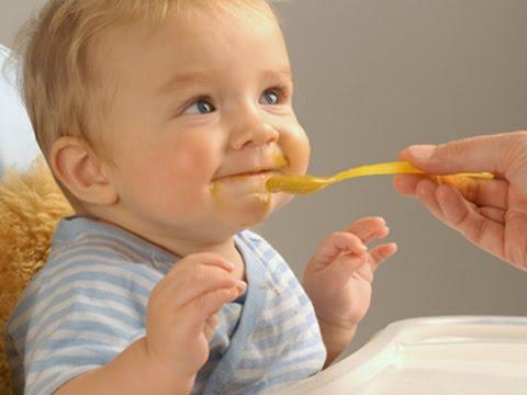 صوره الشهر المناسب لاطعام الرضيع