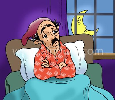 صوره اضطرابات النوم عند الكبار