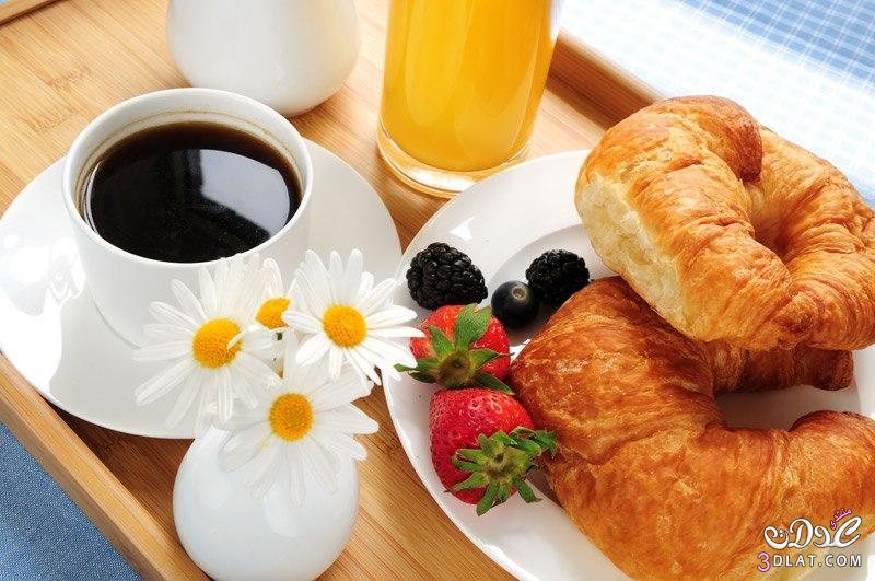 صوره اجمل فطور صباحي رومانسي