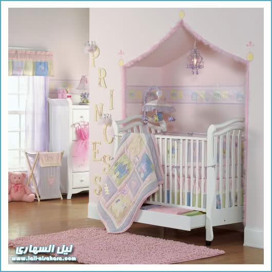 بالصور اشكال وافكار تصميمات سرير اطفال موردن بالصور 2e8bde7b743548fef45404febc587b2f