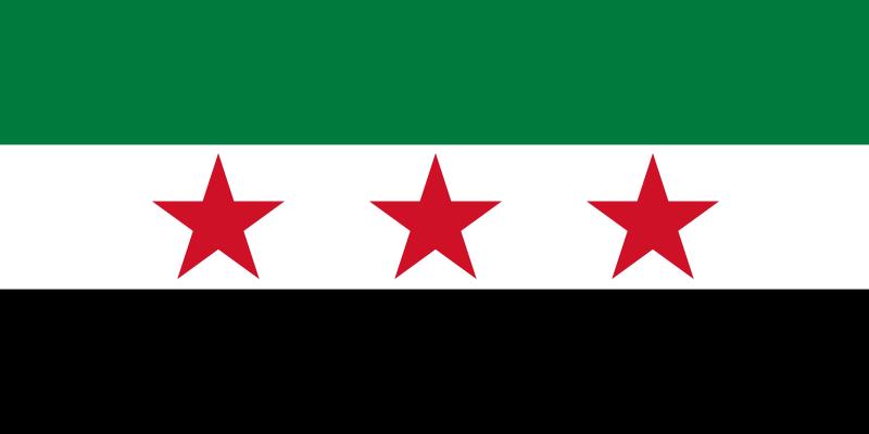 صوره صورة لعلم سوريا علي مر التاريخ