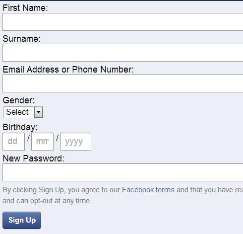 بالصور كيفية التسجيل في الفيس بوك برقم الهاتف 316f98a2f292e8405c637b2a5e41d0cb