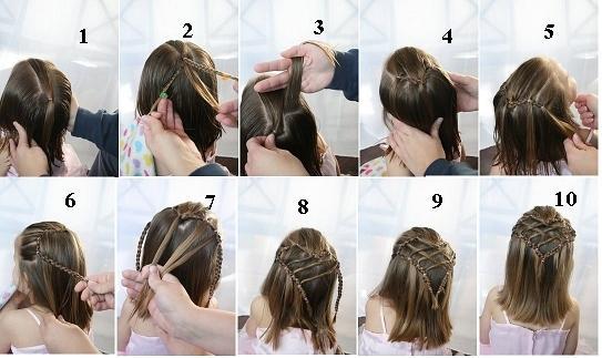 بالصور تسريحات الشعر الطويل للاطفال انيقة جميلة تسريحة 323244e526e80644478a13c3f3142802