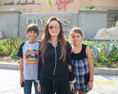 صوره ريهام سعيد وزوجها