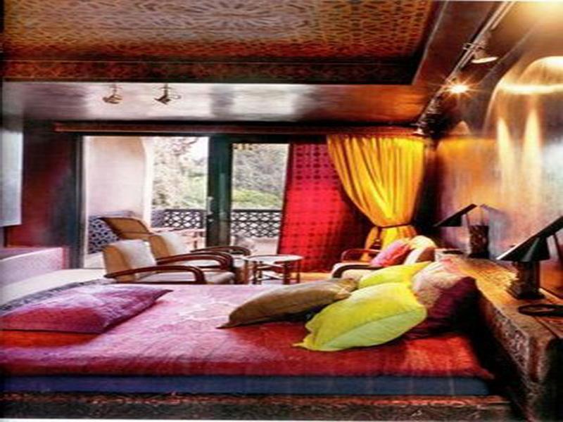 Good-Moroccan-Bedroom ديكورات جبس مغربي ديكورات جبس مغربي فخامه المظهر و دقه التفاصيل Good Moroccan Bedroom