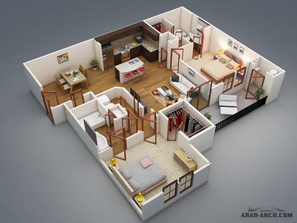 بالصور اجمل ديكورات وتصاميم المنزل من الداخل 357af9f2c0a13bf3bb4db0e75f627ed8
