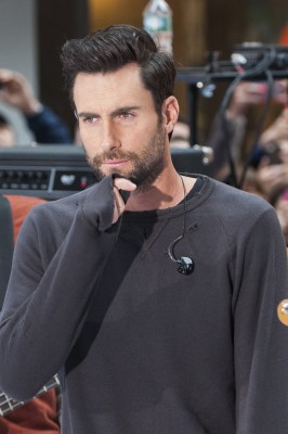 """Maroon 5 in Concert on NBC's """"Today Show"""" at Rockefeller Center in New York City on June 14, 2020"""