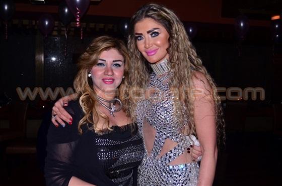 صوره سيدة الاعمال سحر شعراوي