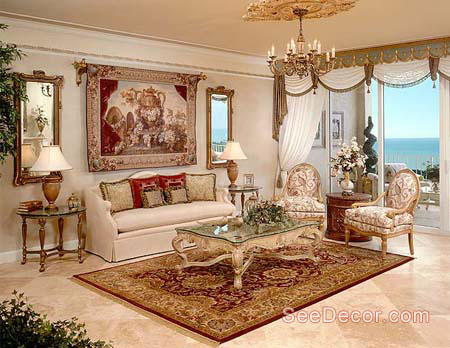 بالصور اجمل واحلى غرف الاستقبال 395197500d456e537785d1b6f32a6a04