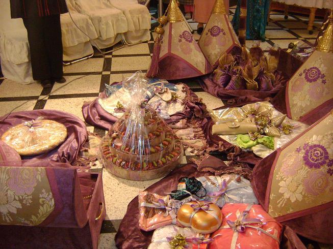 صوره الصداق في المغرب الشباب لا يعتد كثيرا بدفع مهور الزواج