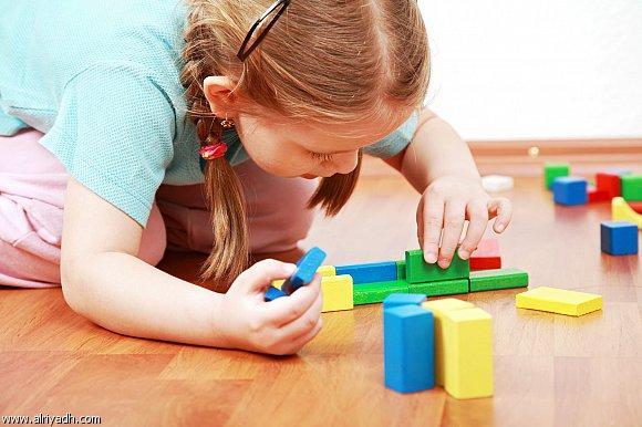 صورة النمو الحسي الحركي عند الطفل