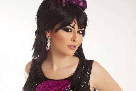 صوره خطيب الفنانه العراقيه مريم حسين
