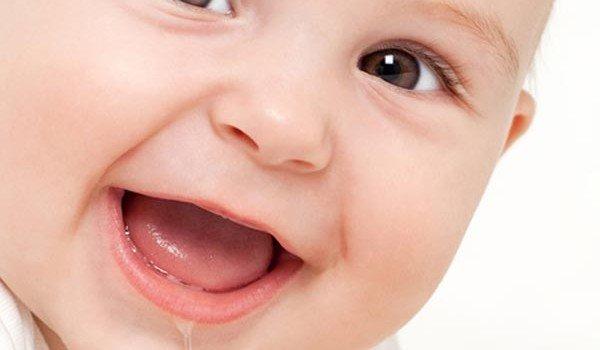 صور علاج سيلان اللعاب عند الاطفال الرضع