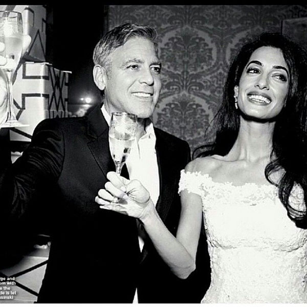 بالصور زفاف جورج كلوني وامل علم الدين 46d52a5c5aaa114e010fa5ce91412240