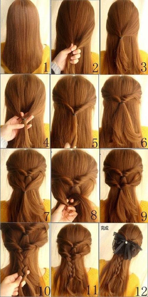بالصور تسريحات الشعر الطويل للاطفال انيقة جميلة تسريحة 4936dfeb161a3491fc23f6a31009969f