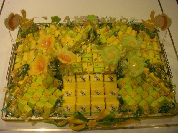 بالصور تقديم حلويات النفاس بطرق جديده 4a542458a636a5b75ed077133913847f