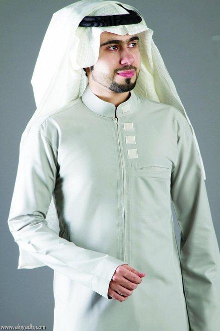 صور احدث صور الثوب السعودي الرسمي