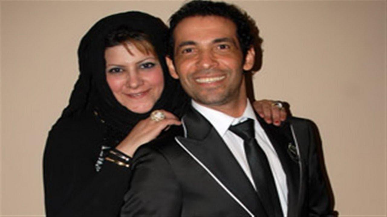 صوره صور سعد الصغير وزوجته