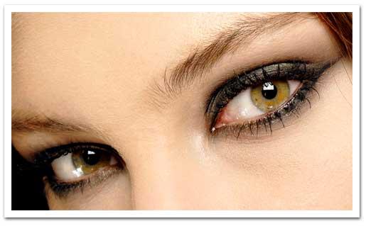صوره اجمل كلام عن لغة العيون