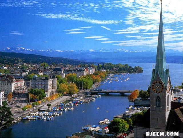 صوره صور مدينة سويسرا حديثه بجودة عالية