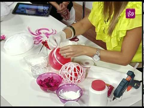 بالصور خبيرة الاشغال اليدوية فاي سابا تصنع واقي الطاولة 56505e3de79e7b439da6bf7d587a8569