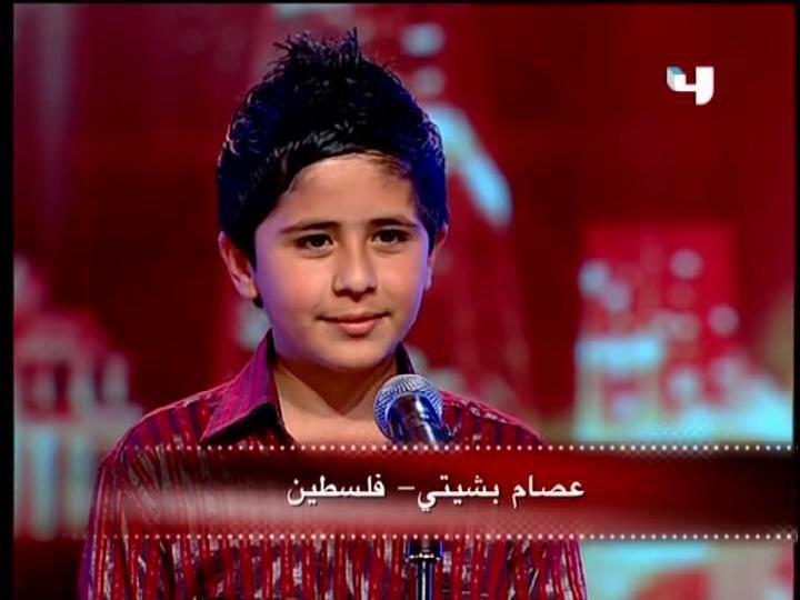 صوره قصيدة حاجز على الطريق الطفل عصام