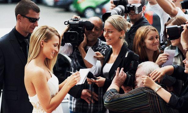 صوره كيف تصبح شخص مشهور