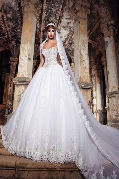 بالصور احدث صور فساتين العروس 2019 5c82057b8afce0b08e6a539b0e46b4d8