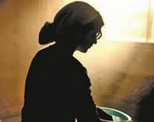صوره بحث حول الخادمات في المغرب