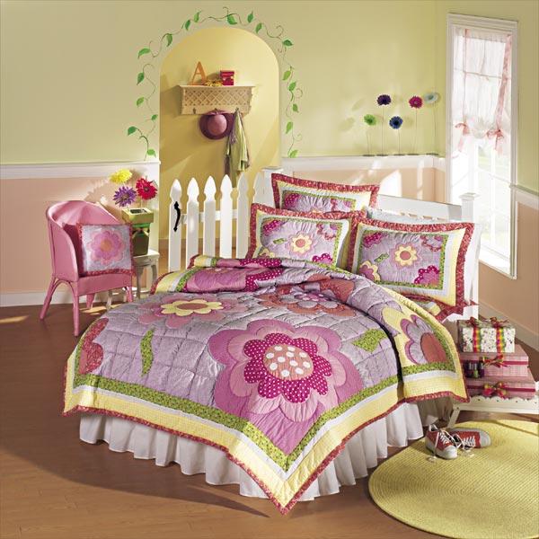 صور اجمل الغرف النوم للبنات