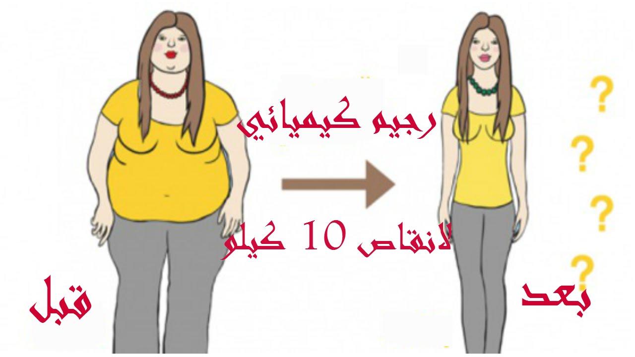صوره ريجيم كيميائي سريع لانقاص الوزن