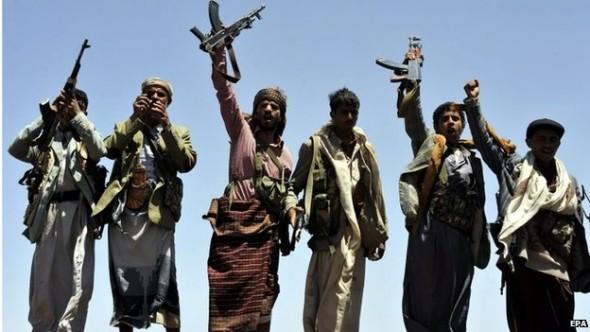 صوره قصة الحوثيين فى اليمن