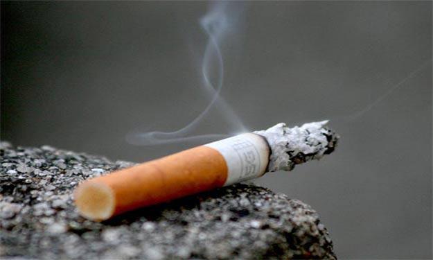 صوره موضوع حول التدخين بالفرنسية